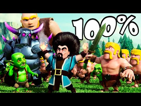 Clash of Clans: ATAQUE 100% EFETIVO WIPE