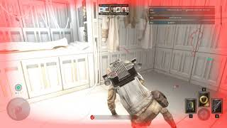 Dok_med_Rasen hacked in Star wars battlefront