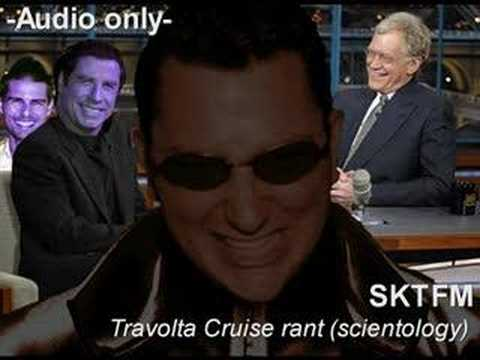 Tom Cruise Scientology Rant photo