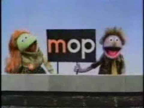 Sesame Street - The Word Family Song (OP)