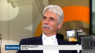 Sam Elliott On His Voice It 39 S All About Genetics