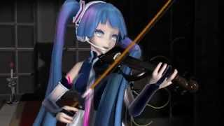 [MMD]-Canon Rock Violin