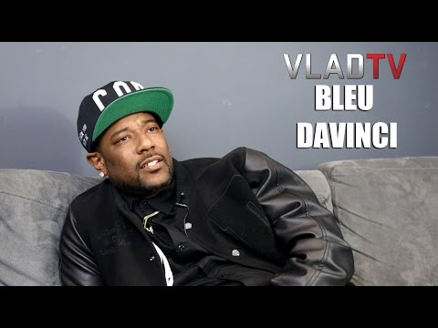 Bleu DaVinci on BMF: Even the Trash Man Was Rolling a $100k Benz
