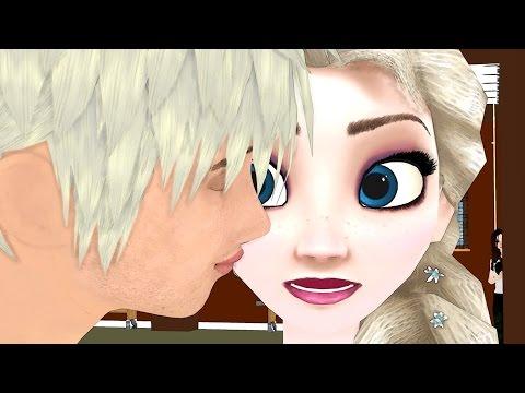 Jack kisses Me ! Rachel is Jealous ! High School Ep 09 - Queen & Princess