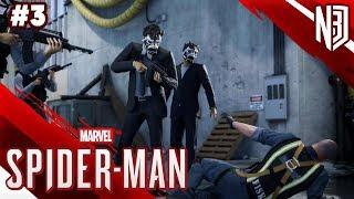 Marvel's Spider-Man #3 - ZAMACH W RATUSZU! /N3jxiom