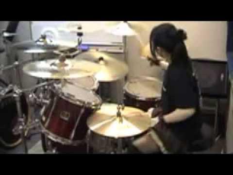 keren drummer cewek sexy