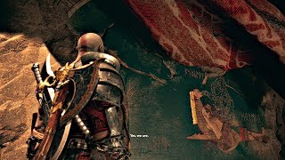 God of War 4 - Death of Kratos Prophecy (God of War 2018) PS4 Pro 3.27 MB