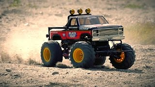 Tamiya BLACKFOOT 2016 Back on the Track!