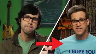 The Evolution Of GMM (Timelapse)