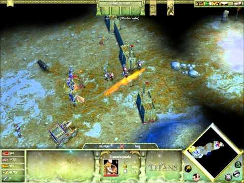 Age Of Mythology The Titans Un Pueblo Perdido