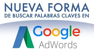 Cómo buscar palabras clave en Google Adwords sin pagar anuncios
