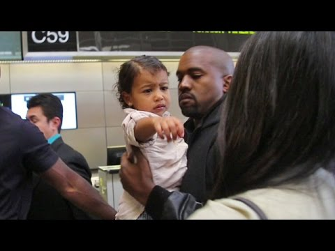Kanye West Calm After Settling Lawsuit On Way To Armenia, Part 2