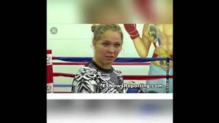 Ronda Rousey Beef With Elie Seckbach Boxing Fans Step In EsNews Boxing