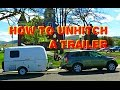 Painted Hills Oregon & How to Unhitch and Hitch a Tiny Camper