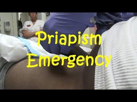 Priapism Emergency (Viewer Discretion Advised)