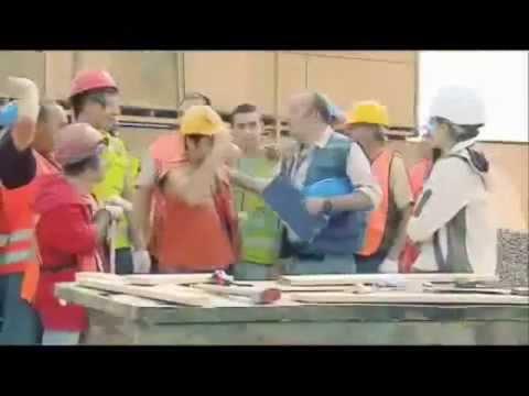 Dama Y Obrero TVN - Lagrimas De Amor- Américo (Video)