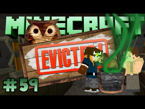 Minecraft: Evicted! #59 - Dream or Nightmare? (Yogscast Complete Mod Pack)