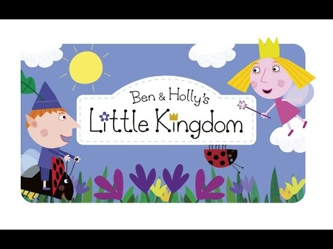 Ben and Holly's Little Kingdom - The Shooting Star HD