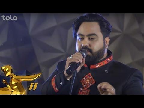 Afghan Star Season 11 - Finale - Qais Ulfat
