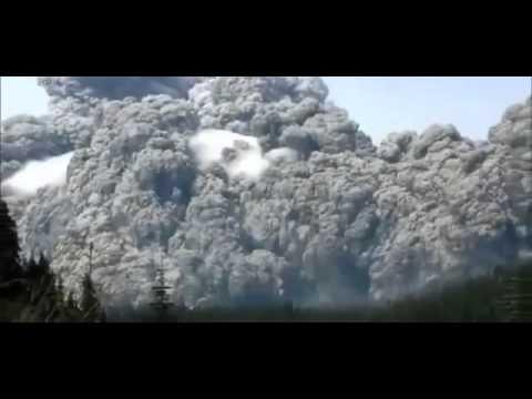 Активные Вулканы мира