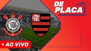 COPA DO BRASIL E MERCADO DA BOLA NA EUROPA | DE PLACA AO VIVO (15/05/2019)
