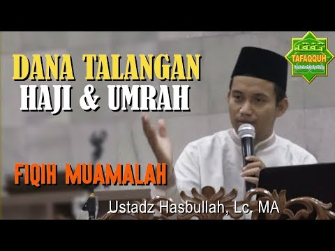 Video haji dana talangan