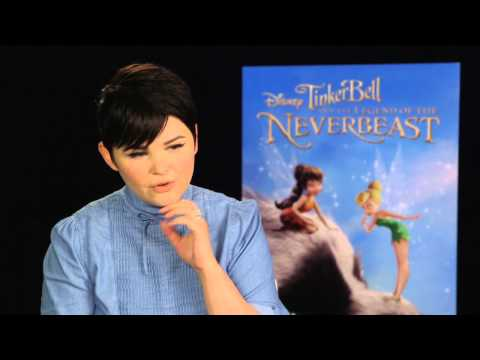 Tinker Bell and the Legend of the NeverBeast: Ginnifer Goodwin Exclusive Interview