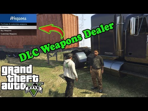 DLC Weapons Dealer 1.0