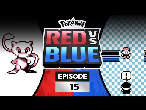 Pokemon Red and Blue Versus - EP15   Attack of the Clones!