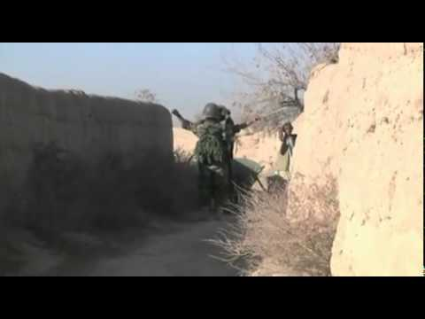 Army Today - 1-205th Afghan National Army