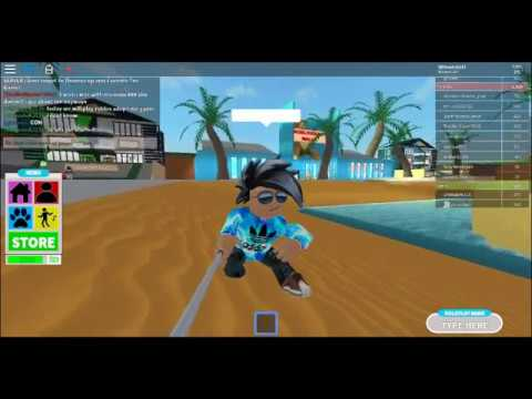 Roblox (old game play)