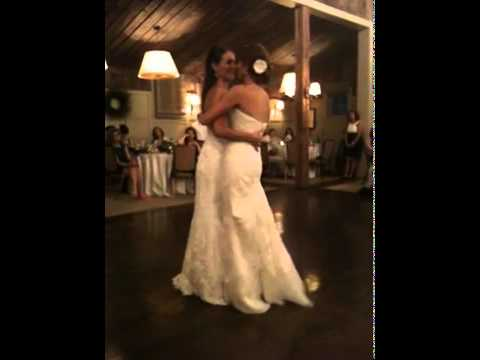 Lesbian couple wedding dance youtube for How to take wedding photos
