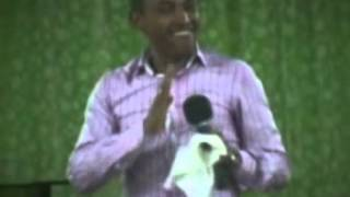 """God is Alive""  by Pr. Henok Mengistu"