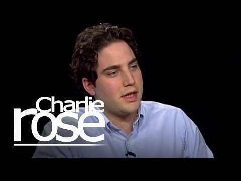 Charlie Rose - Internet's role in the coverage of the Irania