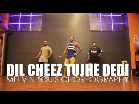 Dil Cheez Tujhe De Di   Melvin Louis Choreography   DancePeople Studios