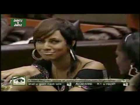 Big Brother Africa-keri Hilson In The African Big Brother House 2009 video