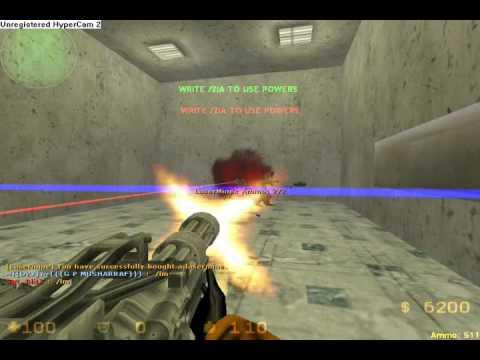 Зомби сервер кс 16