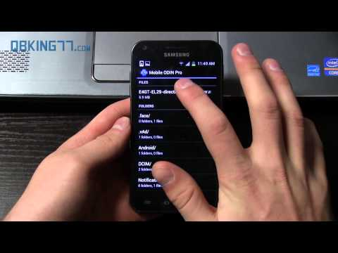 How to Install CyanogenMod 10.1 Jelly Bean on Samsung Epic 4G Touch