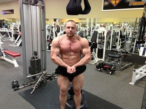 ben coomber steroids