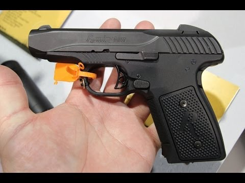 Remington R51 9mm - SHOT Show 2014