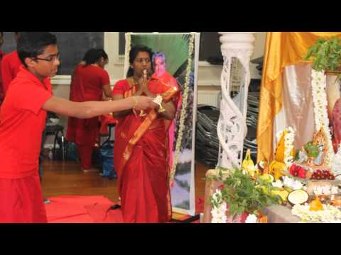 Om Sakthi | Melmaruvathur Adhiparasakthi | London Youths In Spirituality - Highlights Of 2012 video