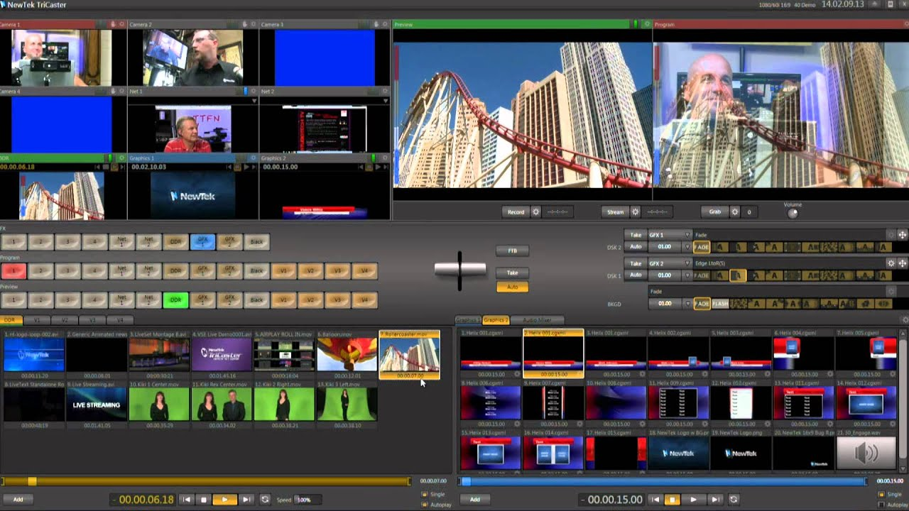 Tricaster Torrent Free Download