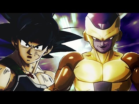 Dragon Ball Xenoverse 2: Opening Animated Cutscene! Bardock VS Frieza Army & Resurrection F Vision!