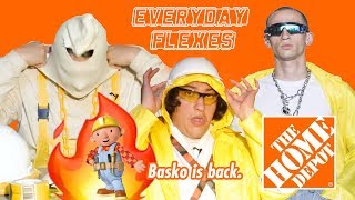 Everyday Flexes with Tabasko Sweet | Home Depot Haul Challenge