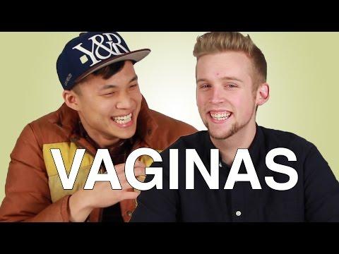 Men Talk About Vaginas video