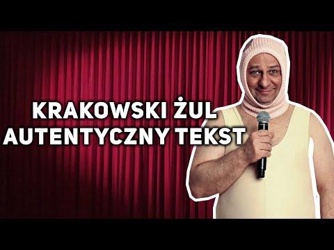 Autentyczny Tekst Krakowskiego Żula!!! (Grzegorz Halama 2012 Stand-up)