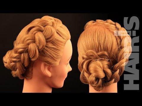 Как заплести французскую косу: фото, варианты плетения. - Elle
