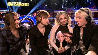 R5 Answers Fan Twitter Questions On DWTS