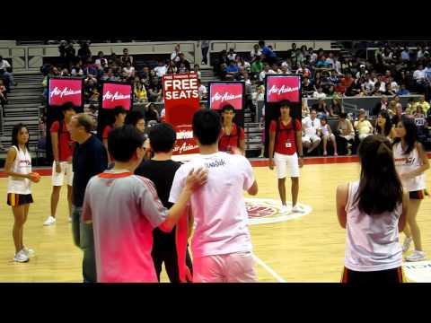AirAsia Asean Basketball League - AirAsia giving away free seats