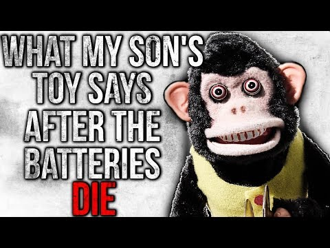 """""""What My Son's Toy Says After The Batteries DIE"""" Creepypasta"""